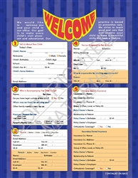 Welcome Form