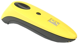 Bluetooth® Scanner, Vibrate, Yellow