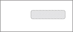 Standard Window Envelope